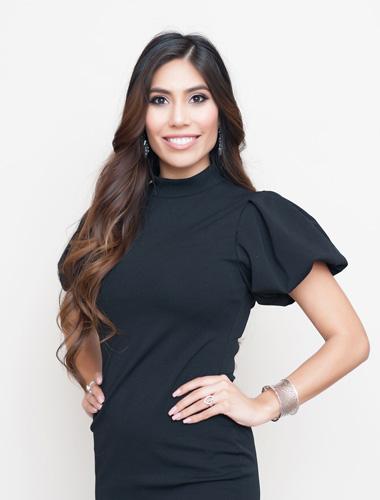 Tiffany Ortega, Front Office Coordinator