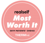 RealSelf badge for Thermiva